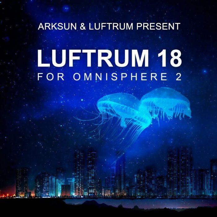 Luftrum 18 for Omnisphere 2