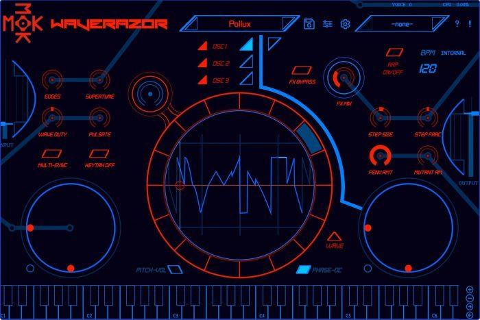 MOK Waverazor 2 Editor