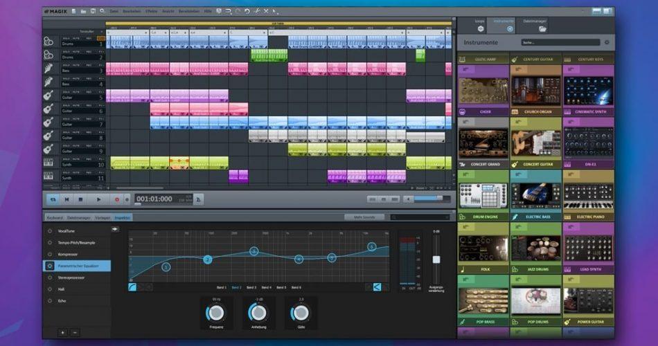 Magix Music Maker Premium Edition