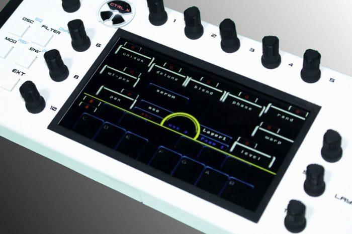Miclop Ctrl x controller