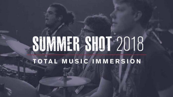 Musicians Institute Summer Shot 2018