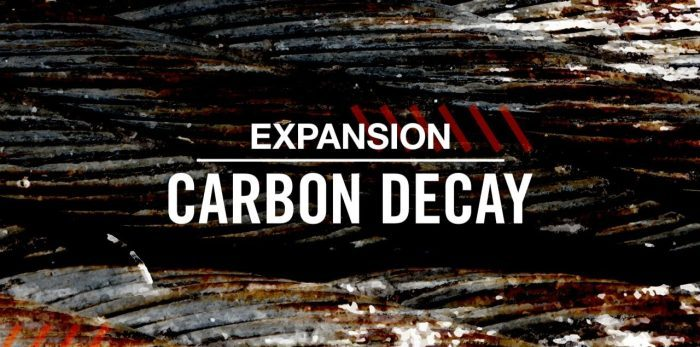 Native Instruments Carbon Decay Expansion