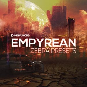 New Loops Empyrean for u-he Zebra 2.8