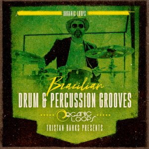 Organic Loops Brazilian Drum & Percussion Grooves