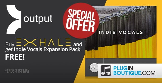 Output Exhale FREE Expansion