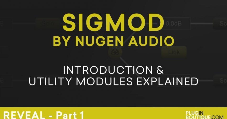 NUGEN Audio SigMod overview