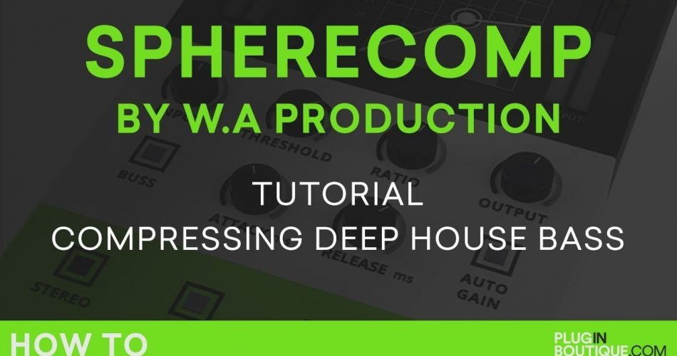 PIB SphereComp tutorial