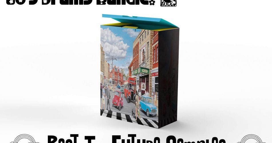 Past To Future Samples 60s Drums Bundle