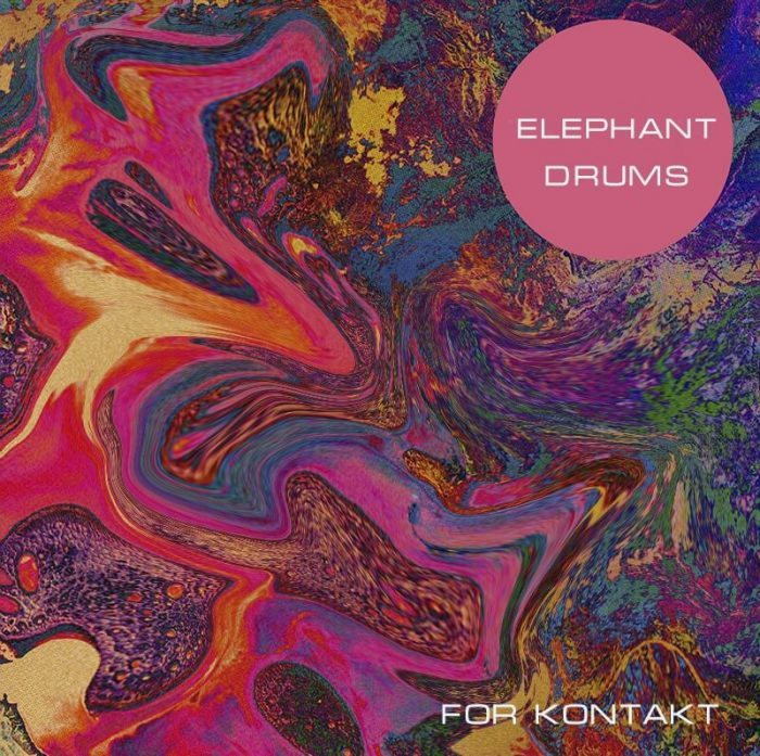 Past To Future Samples Elephant Drums for Kontakt
