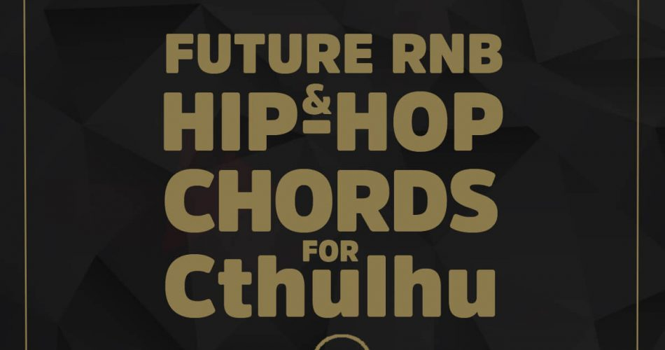 Red Sounds Future RNB & Hip Hop Chords For Cthulhu