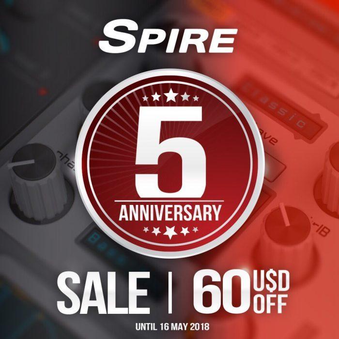 Reveal Sound Spire Sale 5 year