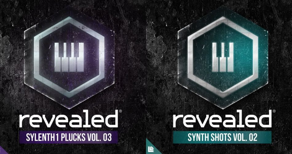 Revealed Sylenth1 Plucks 3 Synth Shots 2