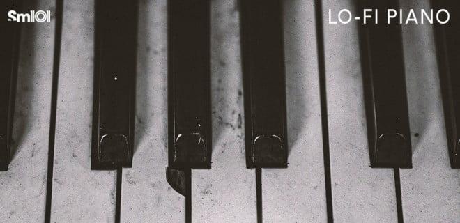 Sample Magic Lo Fi Piano