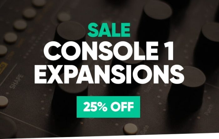 Softube Console 1 Expansions Sale