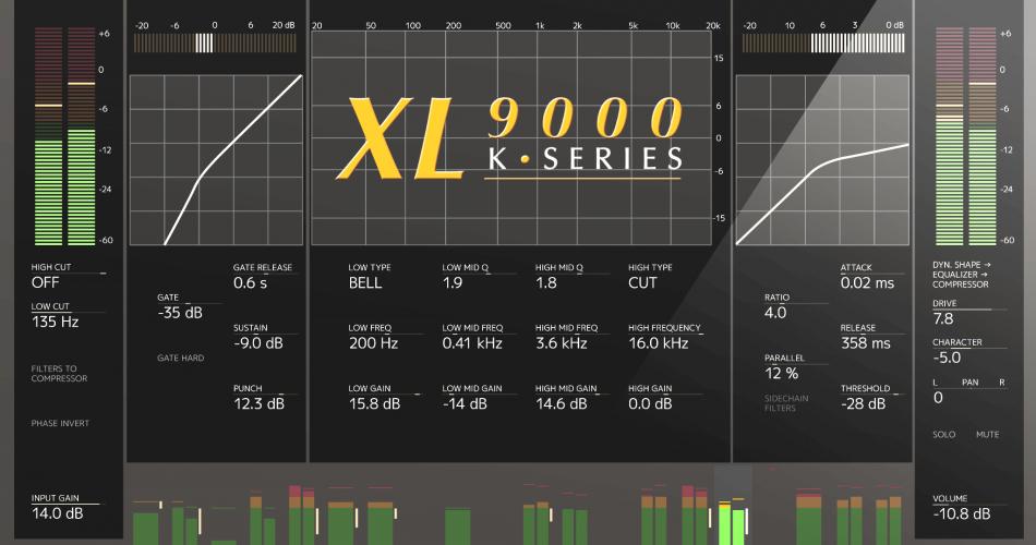 Softube XL9000K