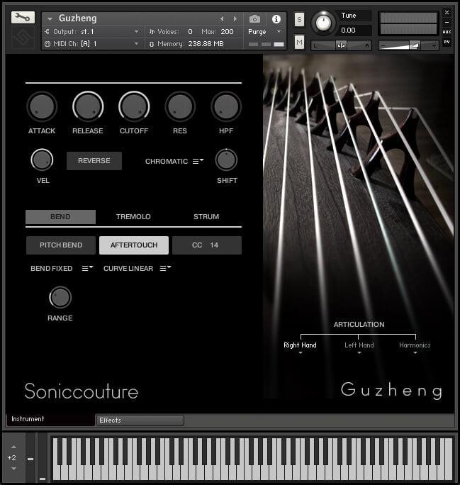 Soniccouture Guzheng v2