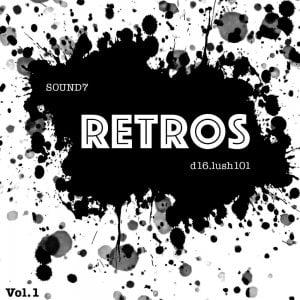 Sound7 Retros Vol 1 for LuSH 101