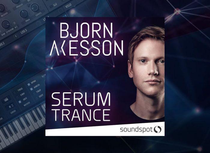 SoundSpot Bjorn Akesson Serum Trance