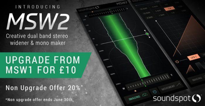 SoundSpot MSW2 sale