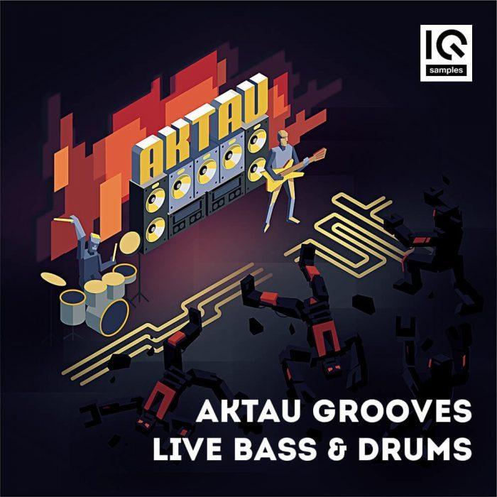 Splice Sounds AKTAU Grooves