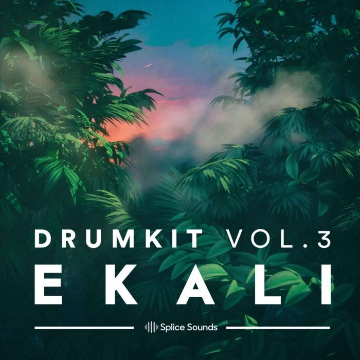 Splice Sounds Ekali Drumkit Vol 3