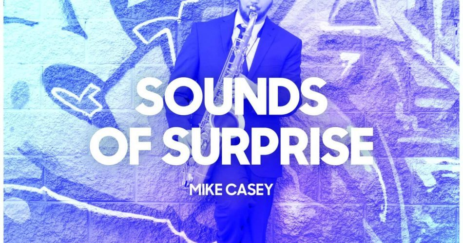 Splice Sounds Mike Casey Sounds of Surprise