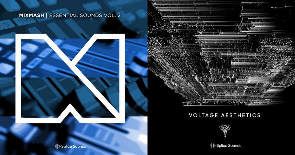 Splice Sounds Mixmash & Richard Devine