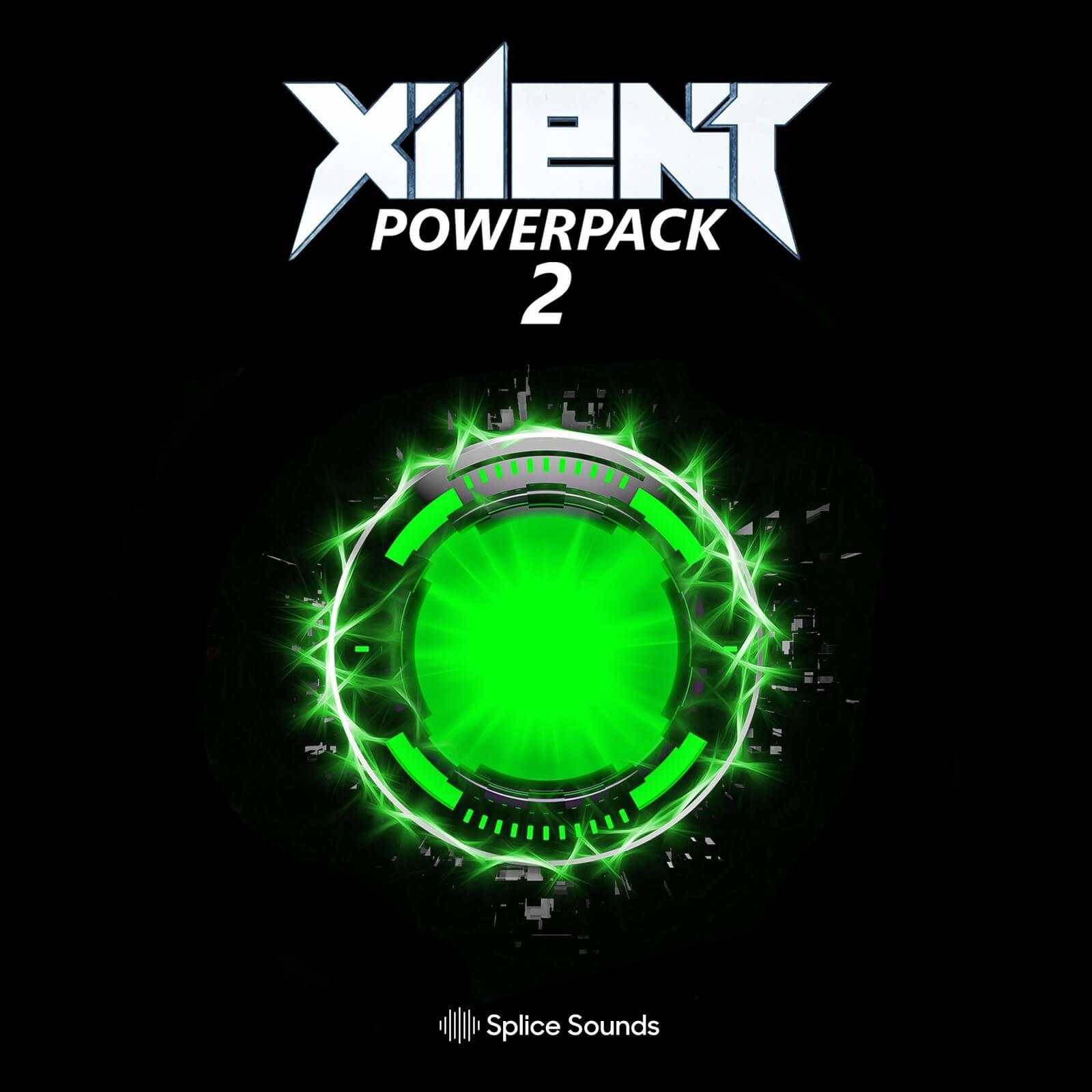 Splice Sounds Xilent Powerpack 2