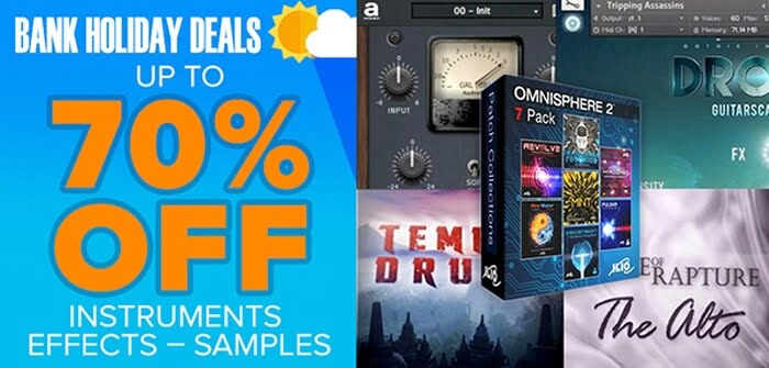 Time+Space Bank Holiday Deals