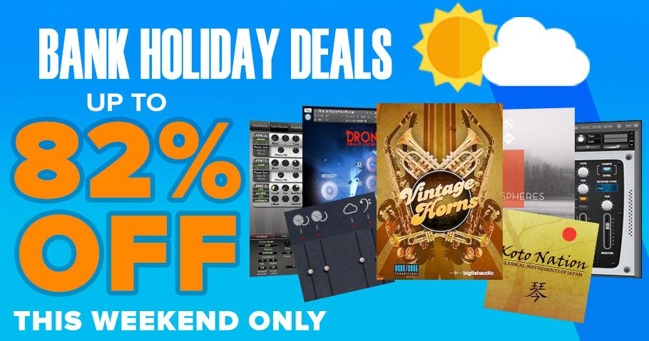 TimeSpace Bank Holiday Mega Deals