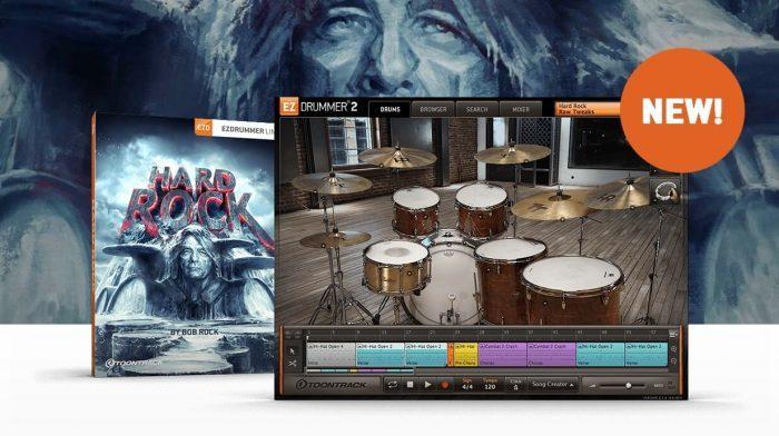 Toontrack Hard Rock EZX