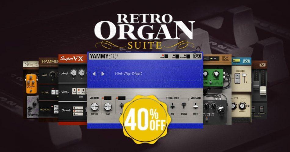 UVI Retro Organ Suite 15