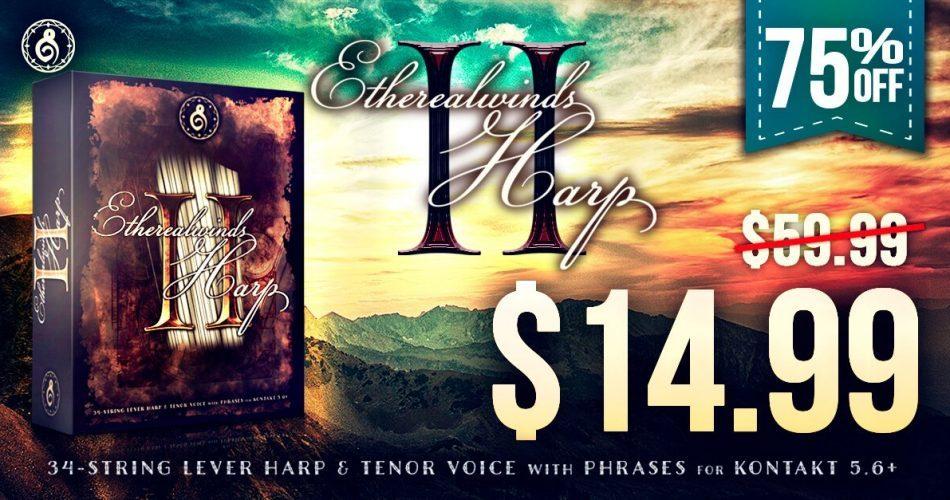 Versilian Studios Etherealwinds Harp II sale