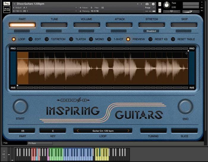 Zero G Inspiring Guitars