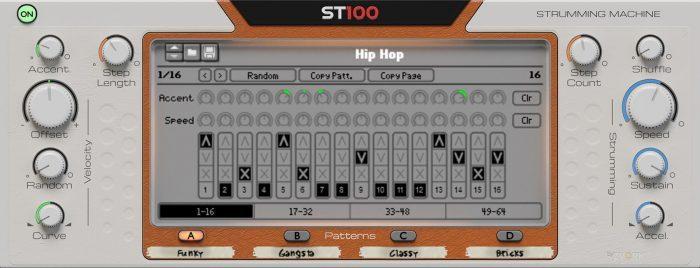 Zvork ST100 Strumming Machine