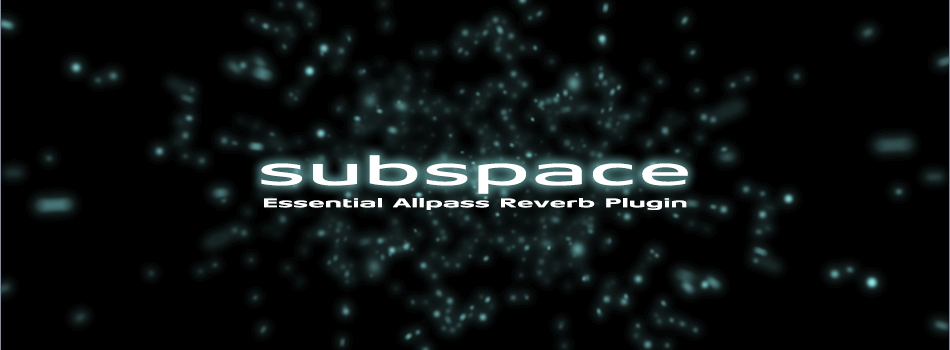 Zynaptiq SUBSPACE feat