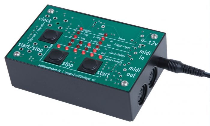 audiowerkstatt trigger2midi2trigger v2