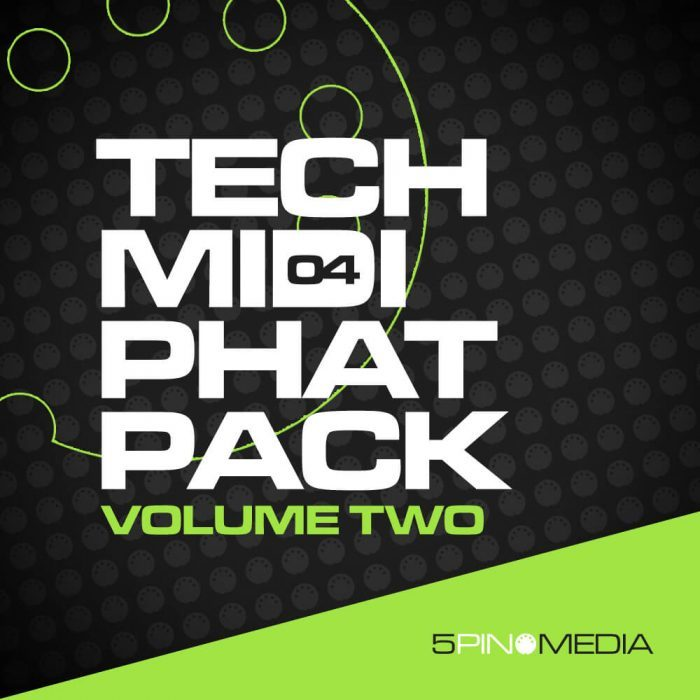 5Pin Media Tech MIDI Phat Pack Vol 2