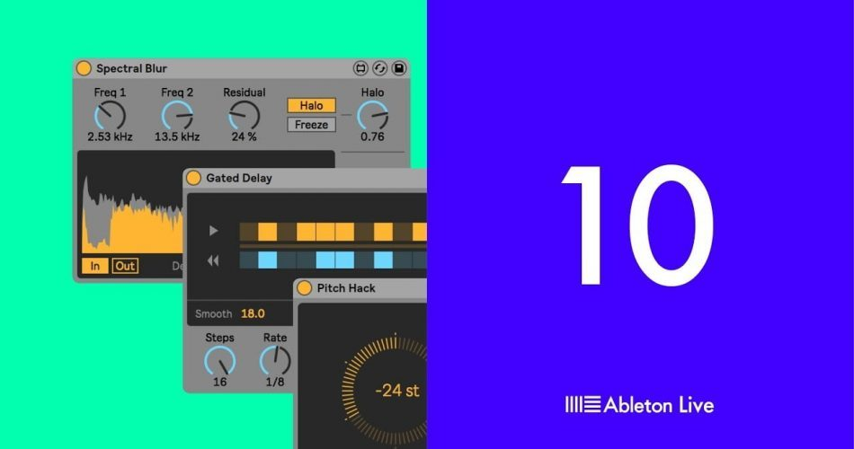 Ableton Live 10 Suite Creative Extensions