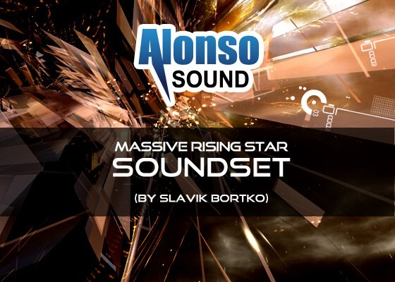 Alonso Sound Massive Rising Star Soundset Vol 1