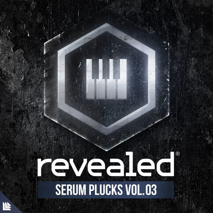 Alonso Sound Revealed Serum Plucks Vol 3