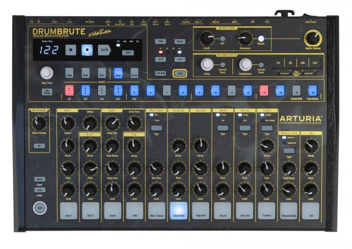 Arturia DrumBrute Creation