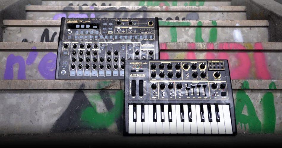 Arturia DrumBrute & MicroBrute Creation