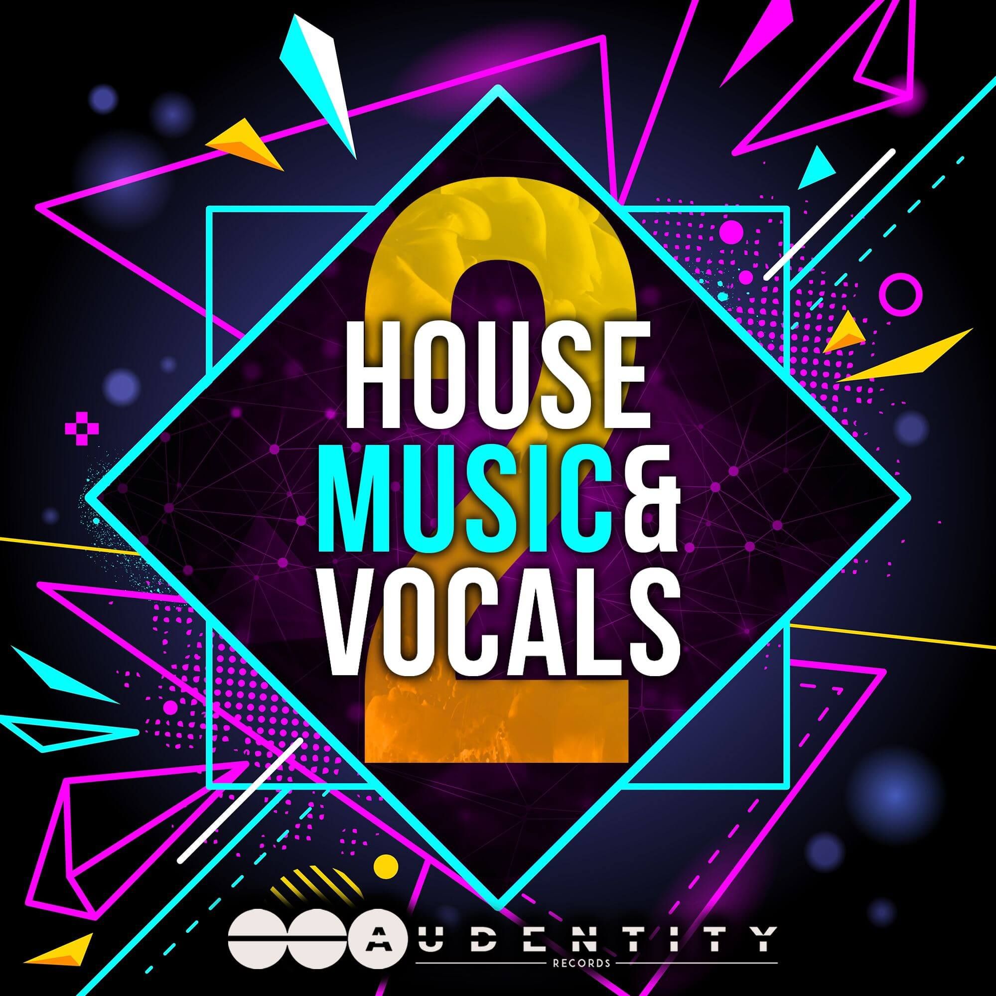 House music vocals 2 and dark techno 5 by audentity records for House music records