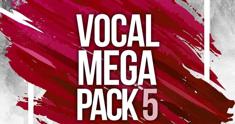 Audentity Vocal Mega Pack 5