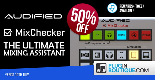 Audified Mixchecker50 PluginBoutique