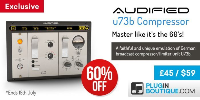 Audified U73b Compressor Sale