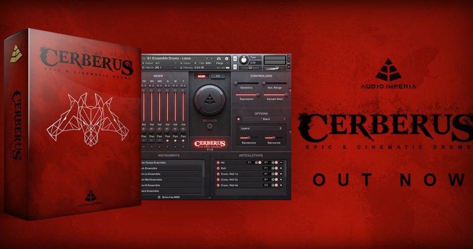 Audio Imperia Cerberus feat