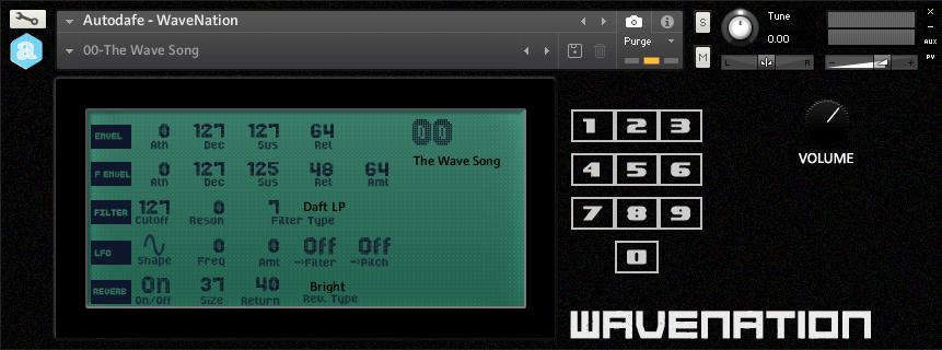 Autodafe WaveNation