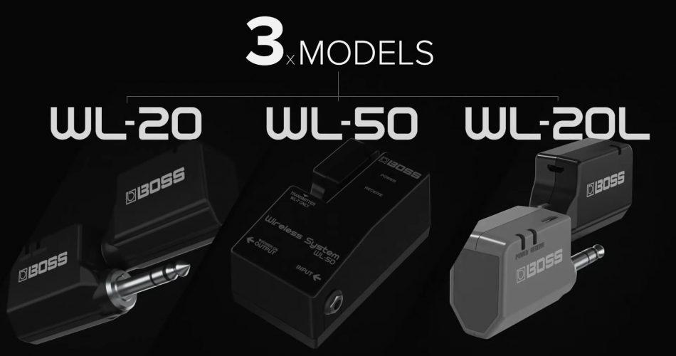 BOSS WL Wireless System